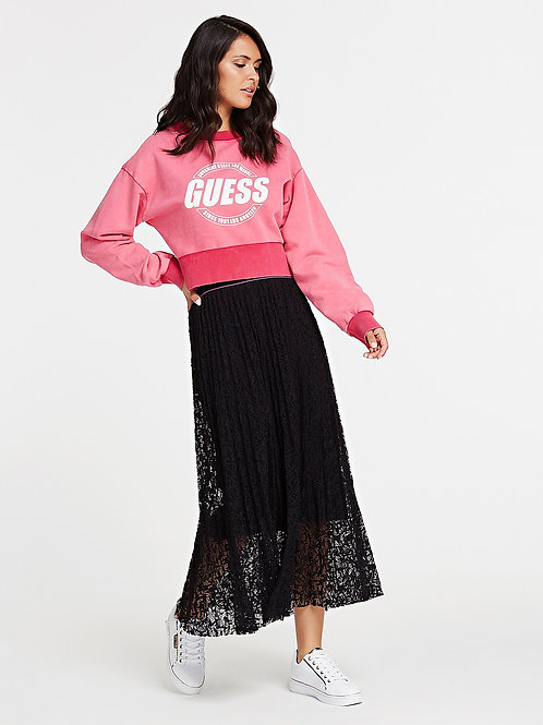 Gonna Pizzo - Guess - Codice# W01D78WCLW0
