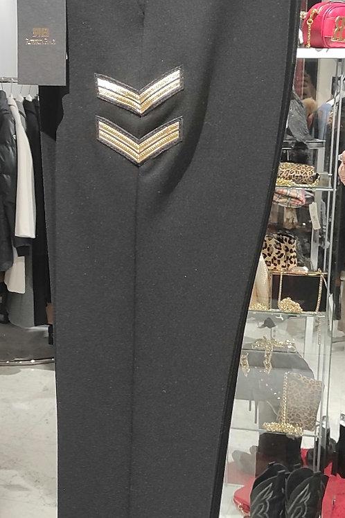 Pantalone punto Milano Linea leggings - Roberta Biagi