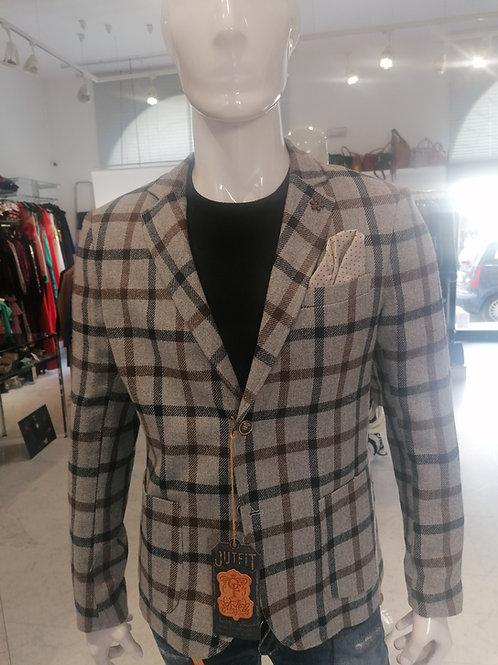 Giacca Quadri Uomo - Outfit