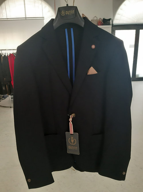 Giacca Uomo Blu - Outfit