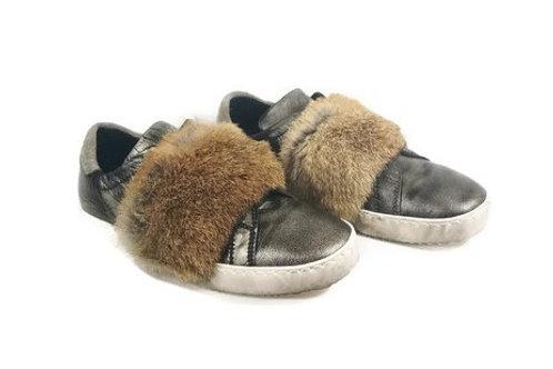 Sneakers pelliccia - Ovyè