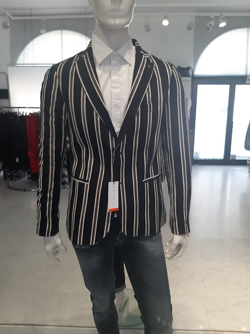Giacca Righe Uomo - Outfit