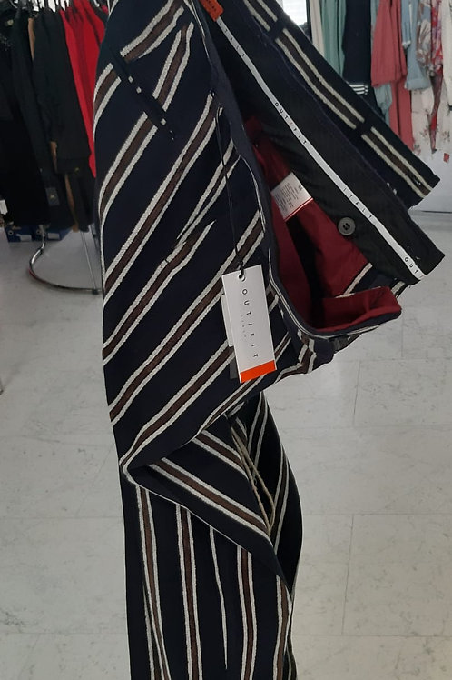 Pantalone Righe Uomo - Outfit