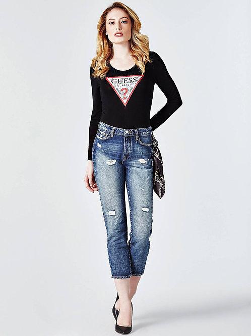 Jeans Regular Foulard - Guess