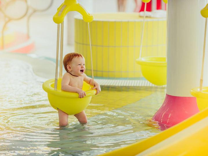 Zalakaros beltéri gyermekvilág