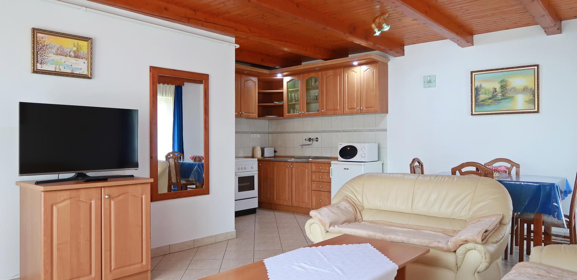 Zalakaros_3-as Ház_4 személyes apartman