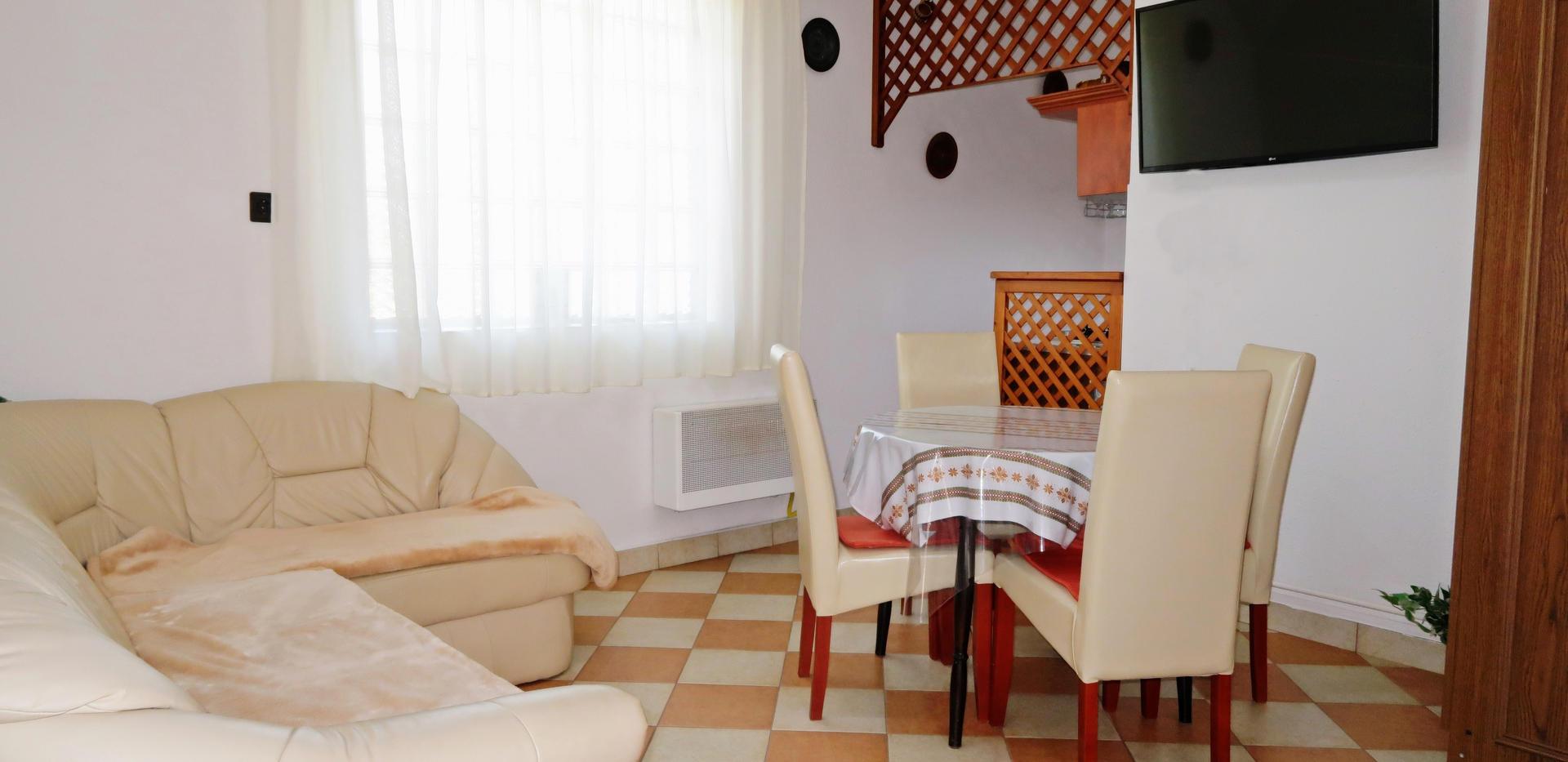 Zalakaros_2-es Ház_4 személyes apartman