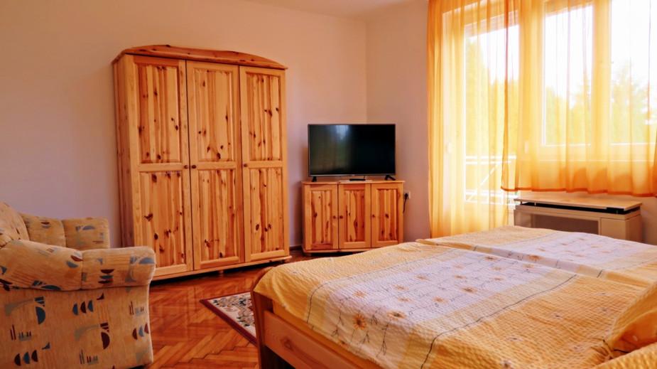 Hálószoba-nappali
