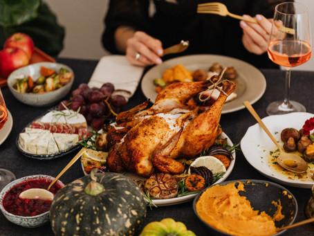'Tis the season to not waste food!