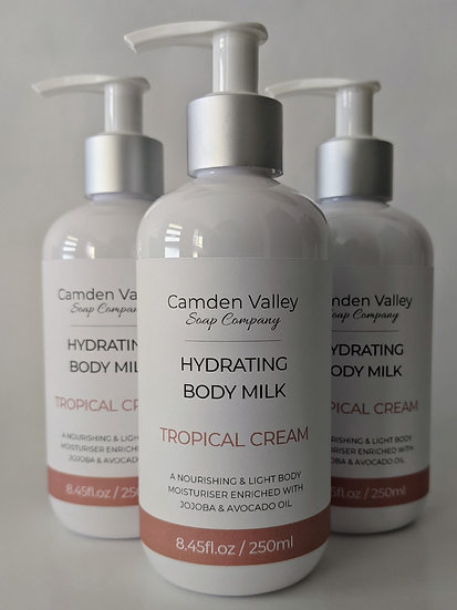 Tropical Cream Hydrating Body Milk