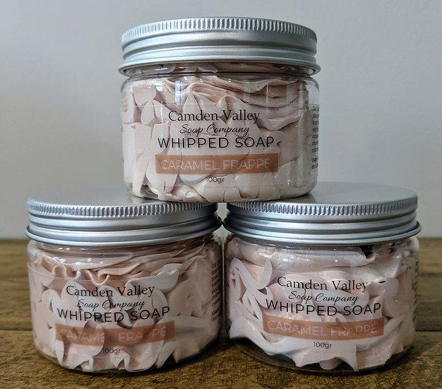 Caramel Frappe Whipped Soap