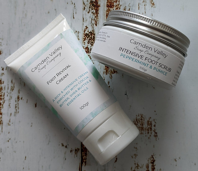Peppermint Foot Revival Duo Pack