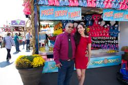 Gina and Freddy