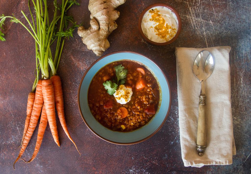 Creamy Lentil Stew