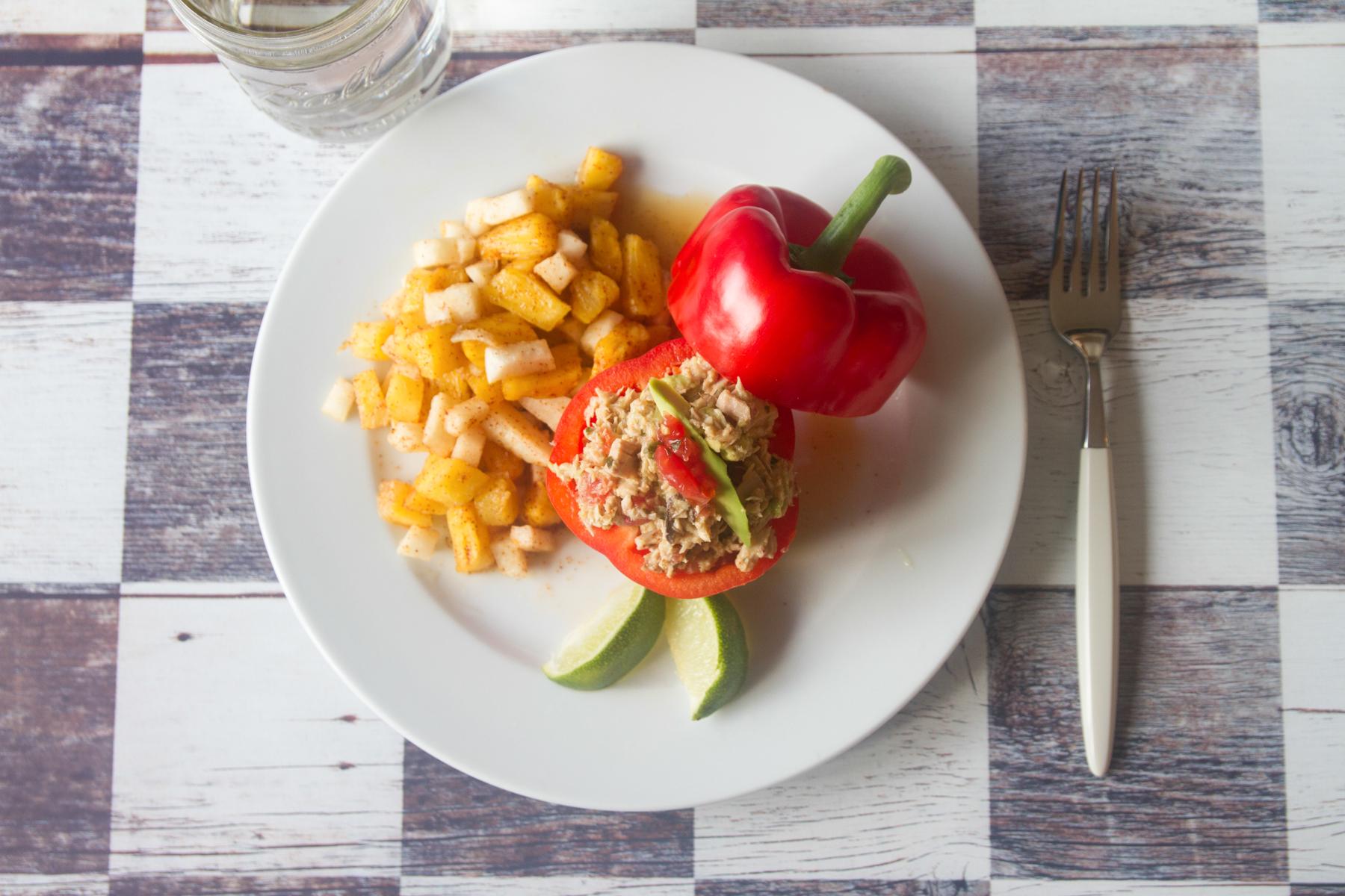 Avo Tuna Salad