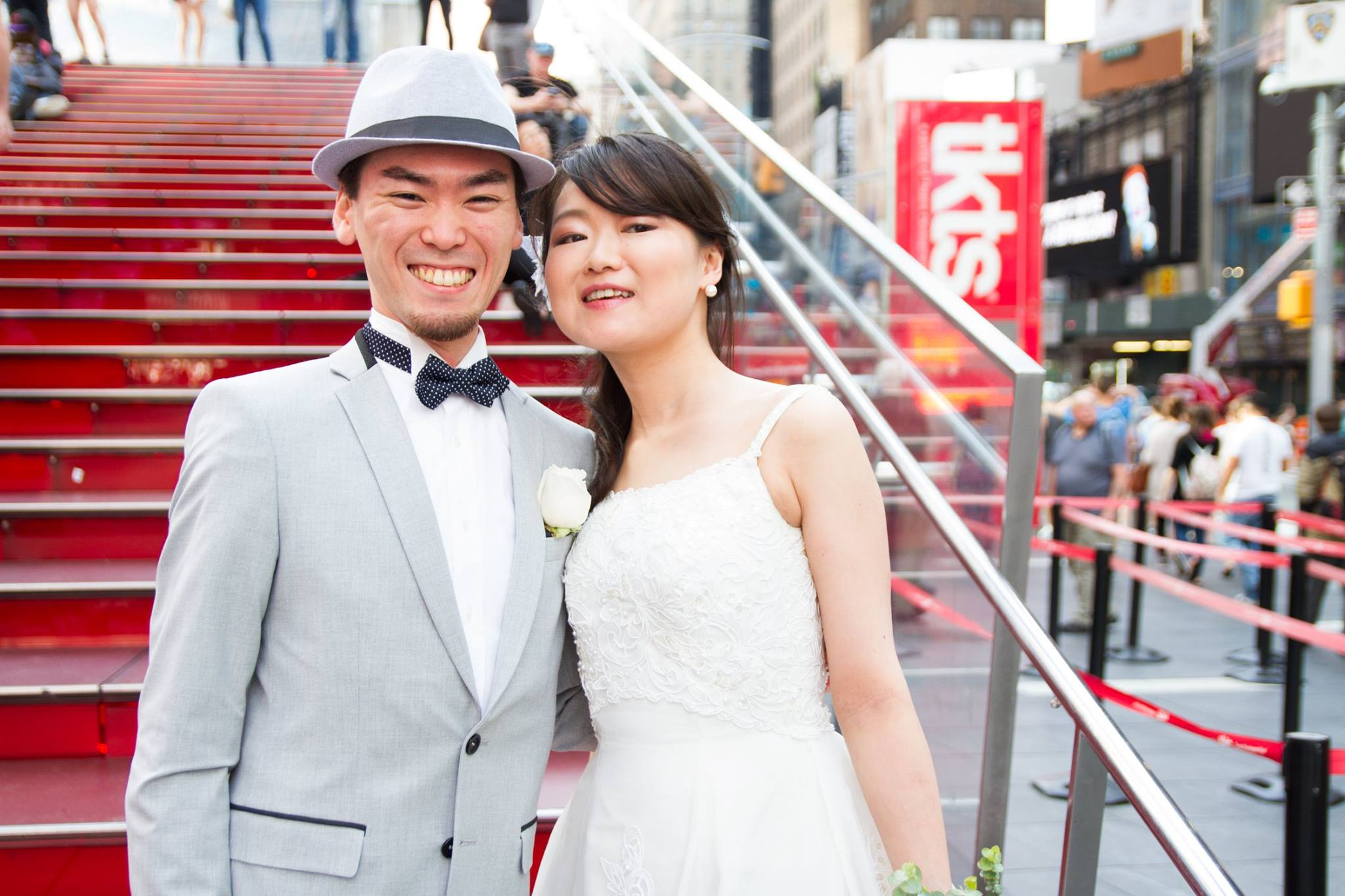 Haruki and Yukiko