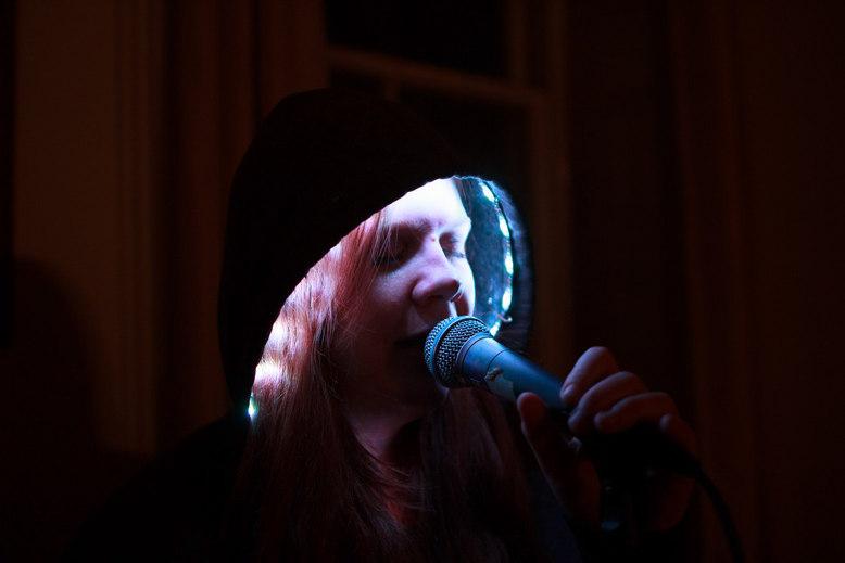 Jody Christopherson in St Kilda written and performed by Jody Christopherson photo by Kace