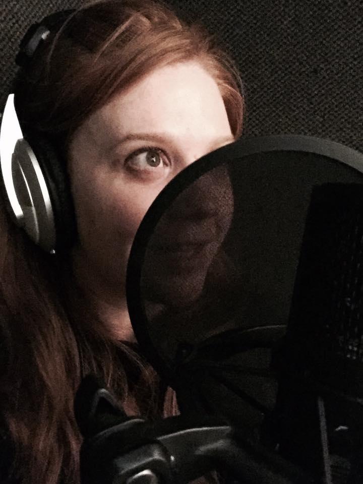 Recording GUST at Broken Land Studio