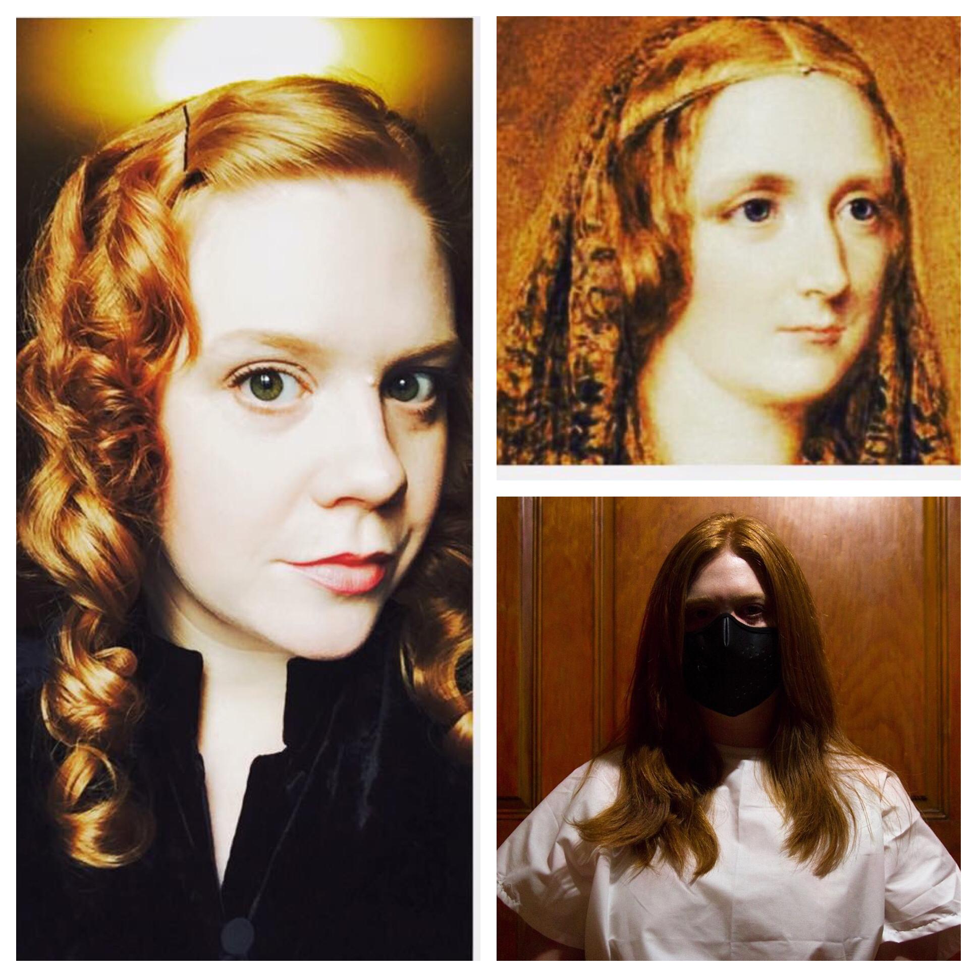 AMP Promo, Jody as Mary