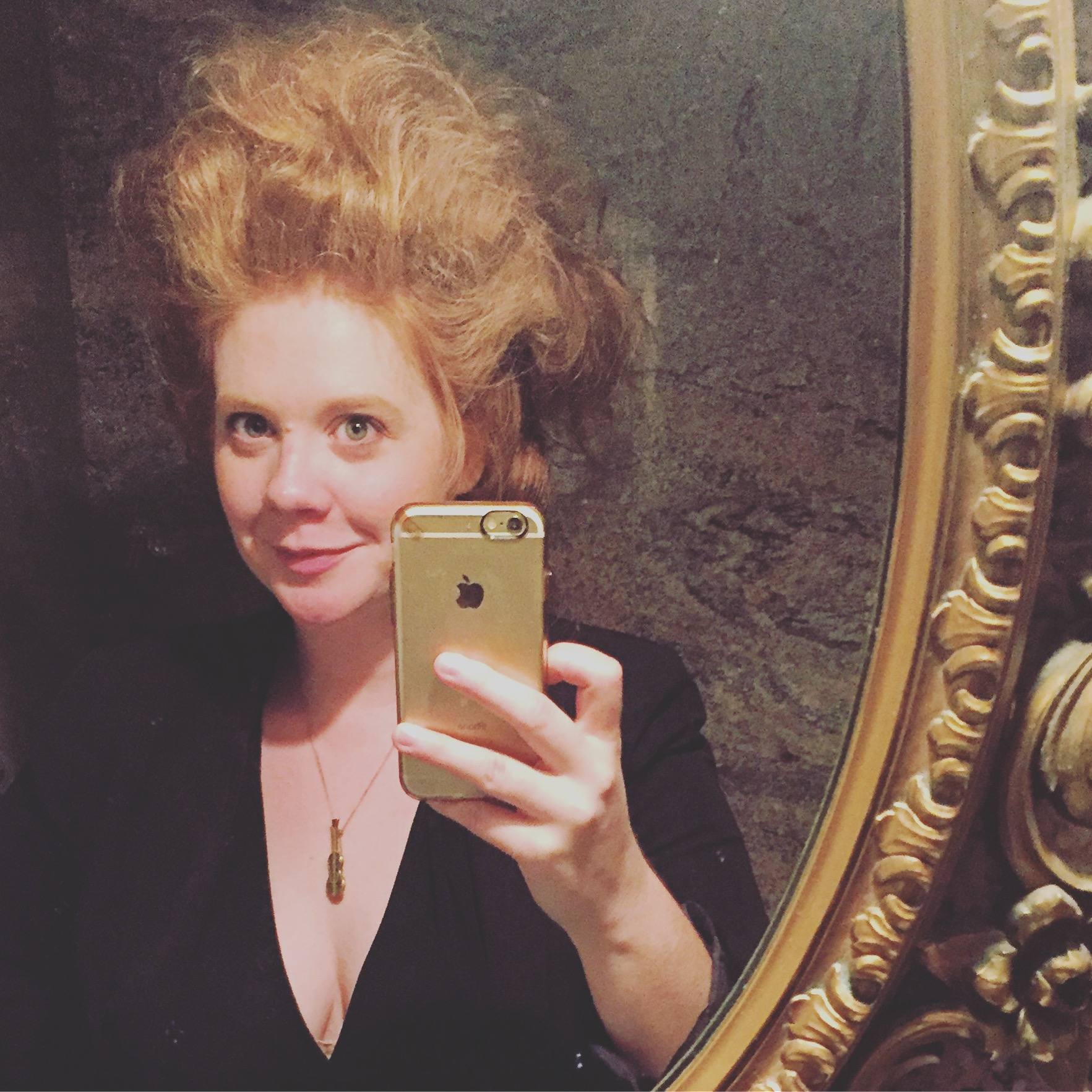 Other Mozart Post Show Hair