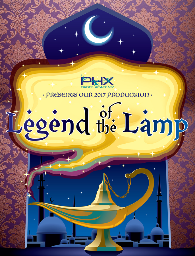 PDA Legend sm Poster