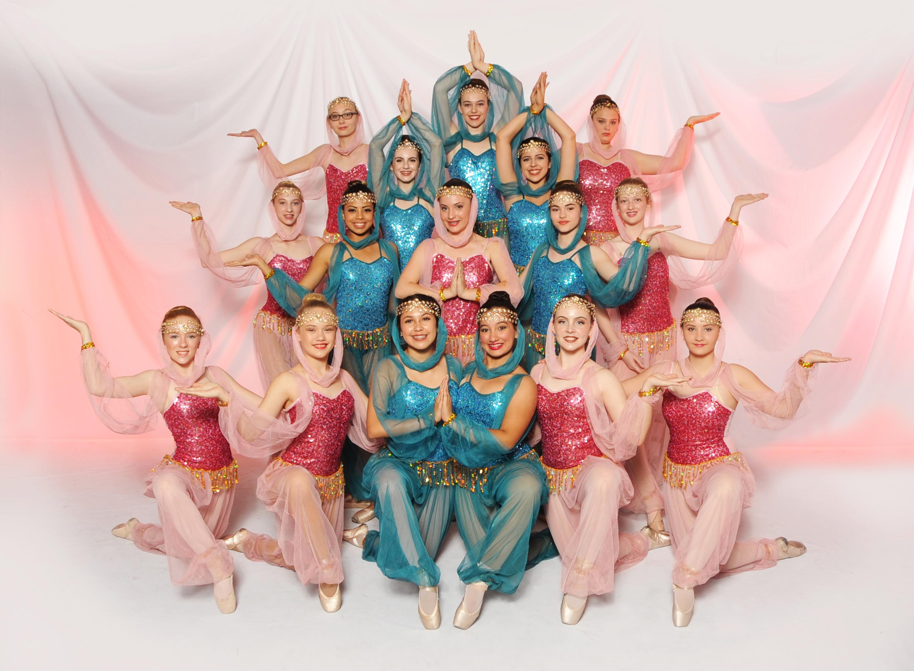 Harem Ballet