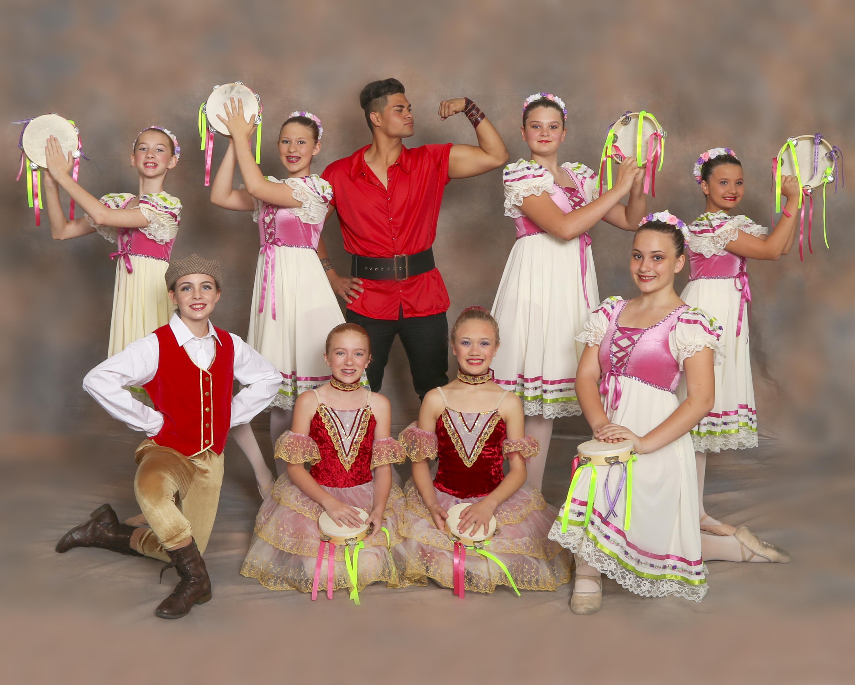 Ballet Grade 4