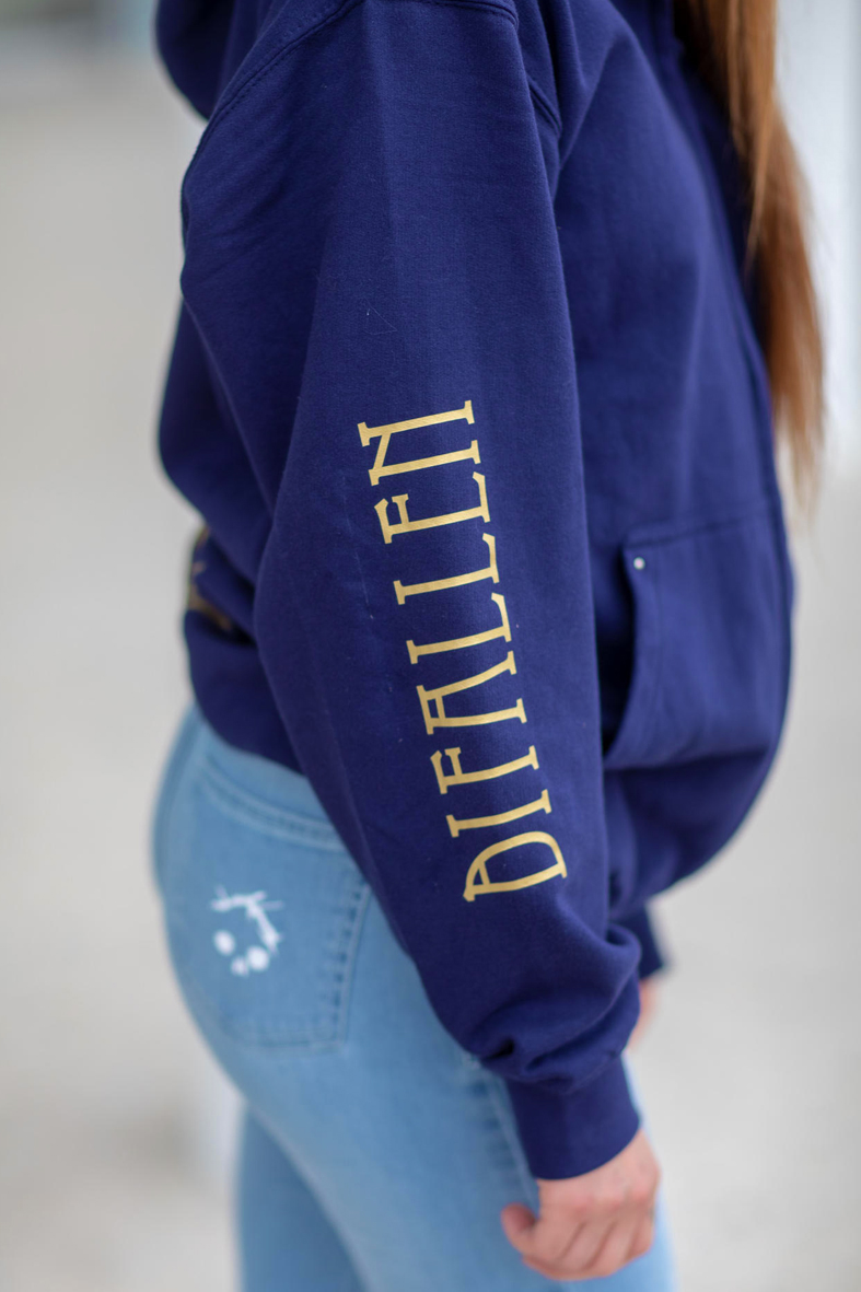 + Sweat Zip DiFallen +