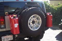 Hummer Rack