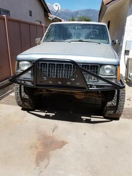Jeep XJ Pre Runner bumper