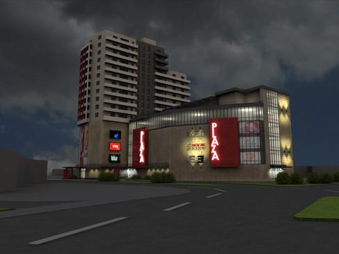 Shopping Plaza Satu Mare