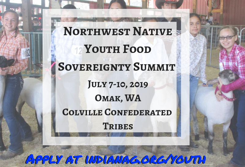 2019 Northwest Native Youth Food Sovereignty Summit