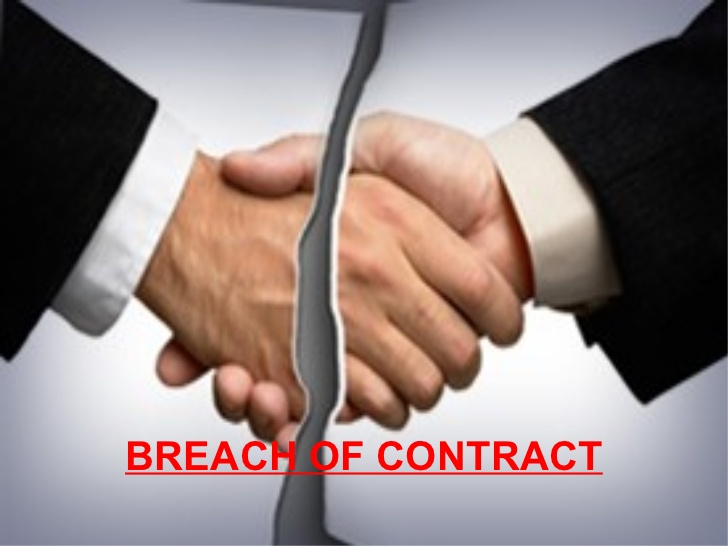 Breach Of Employment Contract  Coulthard Human ResourcesLondon