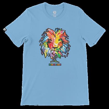 lion of judah (the holy spirit)