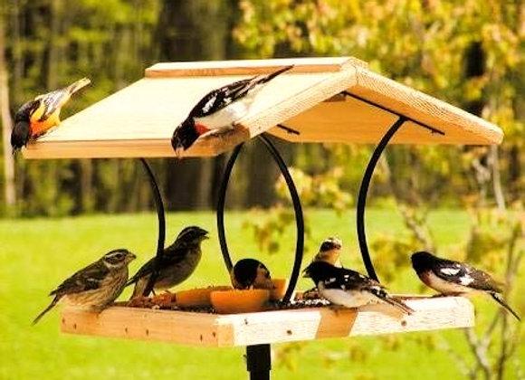Royal Bird Feeder