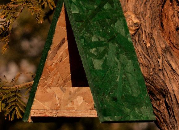 Bird House for Bulbul / Bird Feeder ( Set of 2 )