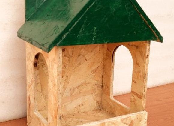 HnS Bird Feeder for Sparrow, Robin and Other Garden Birds.