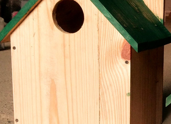 HnS Bird House for owl and Other Big Size Birds