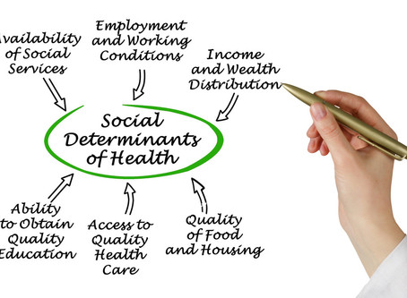 The Tipping Point for Social Determinants of Health - Are We There Yet?