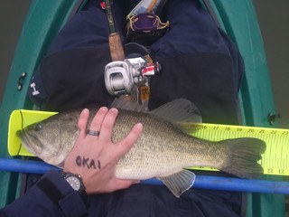 Oklahoma Kayak Anglers-Spring Kickoff