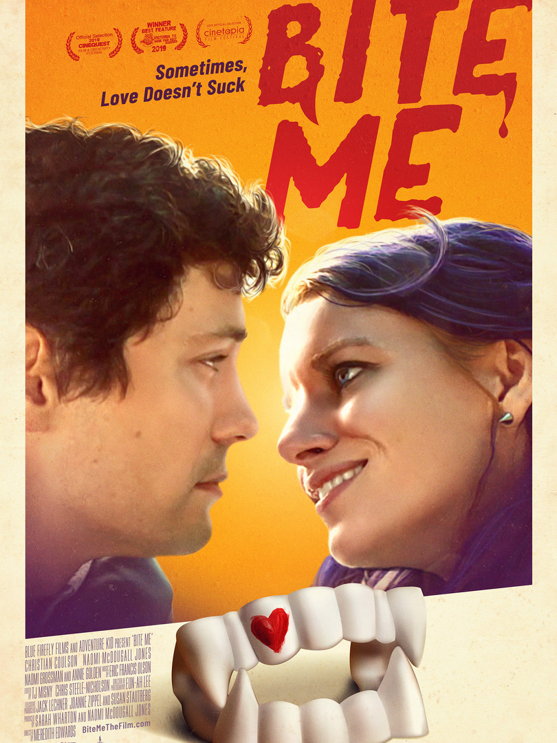 Bite Me Theatrical Poster
