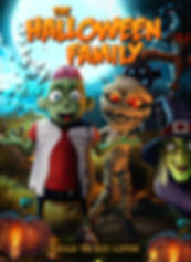 The halloweeen family_frontposter_600x82
