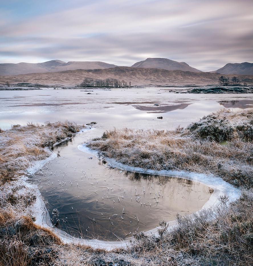 Loch Ba, Rannoch Moor - Isabella Hillhouse