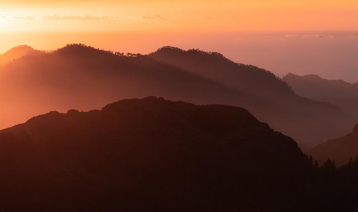 Calima Sunset - Andrew Daw