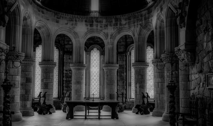 St Conans Church - Fiona Biggart