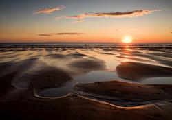 Sunset Solitude