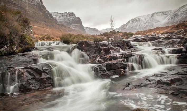 Falling Water - Isabella Hillhouse