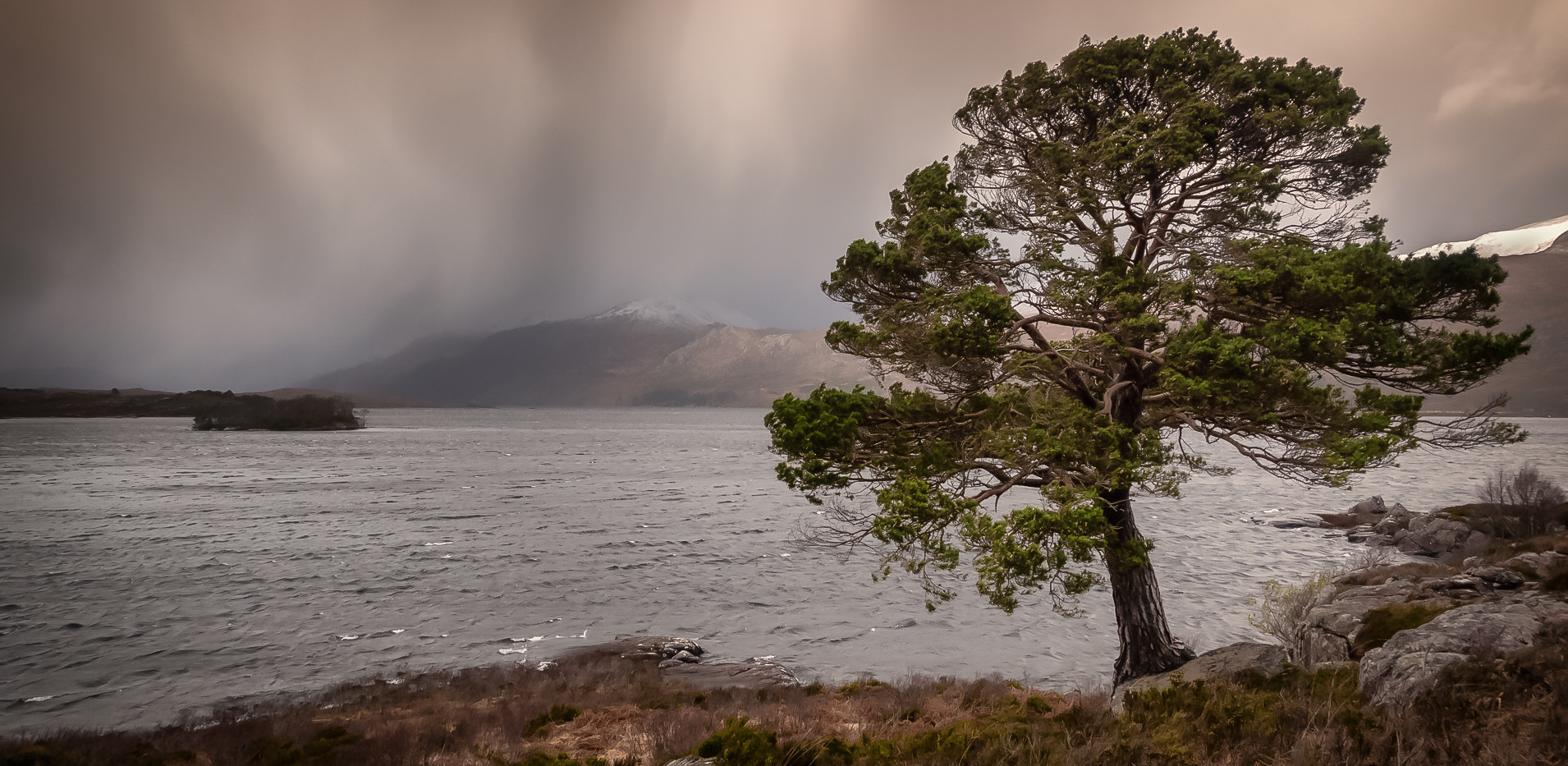 Approaching Squall - Andrew Daw