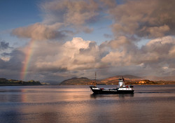 Last ferry to Lismore