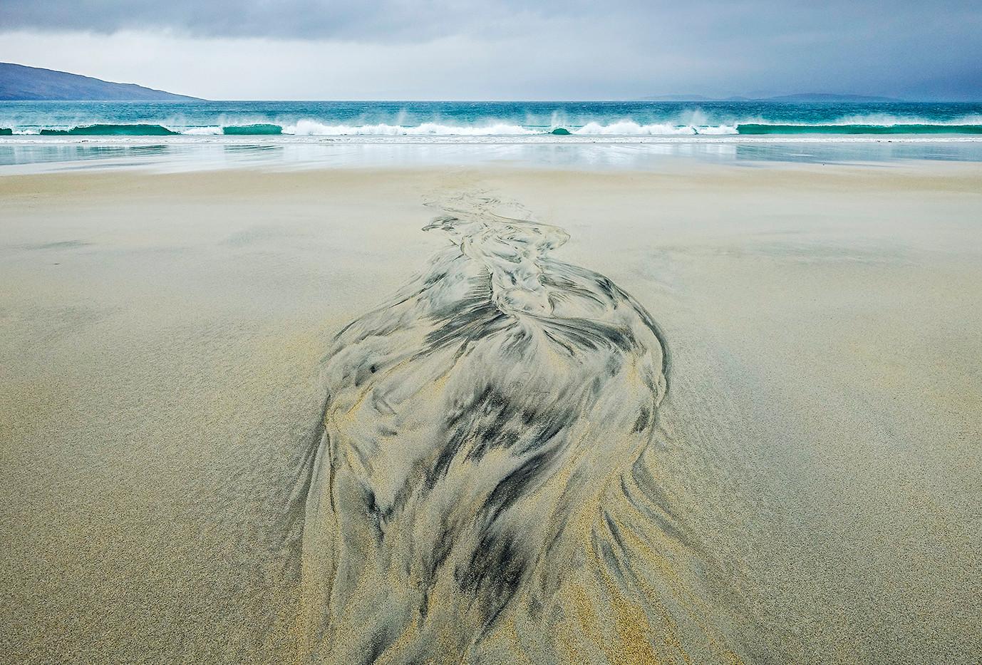 Sculptured Sand - Isabella Hillhouse